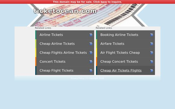 TicketOcean.com