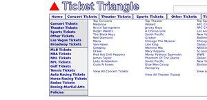 Ticket Triangle