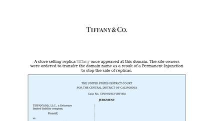 Tiffany-mine