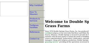 Double Springs Grass Farms