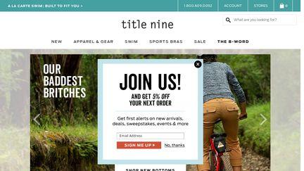 TitleNine