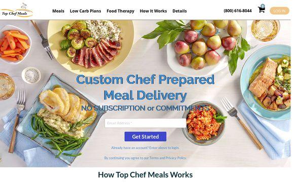 Top Chef Meals