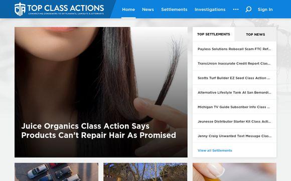 TopClassActions