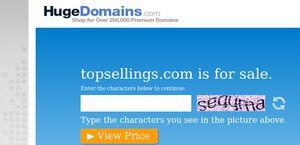 Topsellings