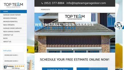 TopTeam Garage Door