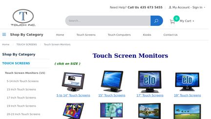 Touch Screens Inc.