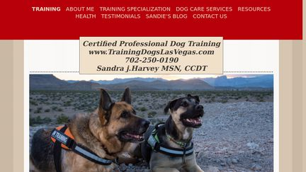 TrainingDogsLasVegas