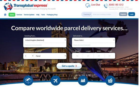 Transglobal Express