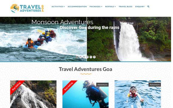 Travel Adventures Goa