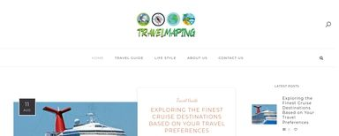 Travel maping