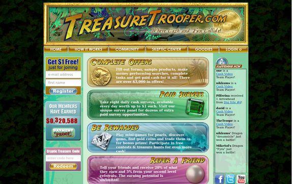 TreasureTrooper