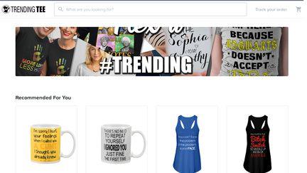 TrendingTeesStore