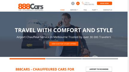 Melbourne Chauffeur Driven Cars