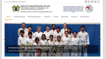 Tri-Valley Karate (Goju Ryu) Pleasanton