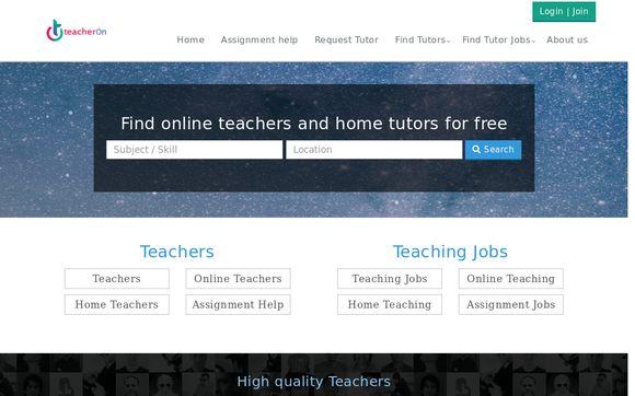 TeacherOn
