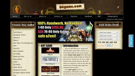 U4game.com