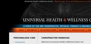 Universal Health & Wellness Center