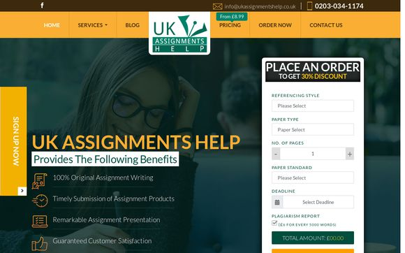UK Asignments Help