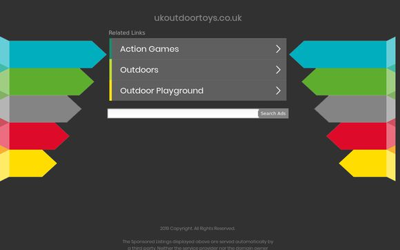 UK Outdoor Toys