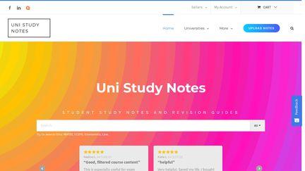 Uni Study Notes