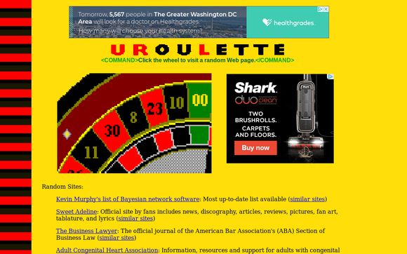 Uroulette