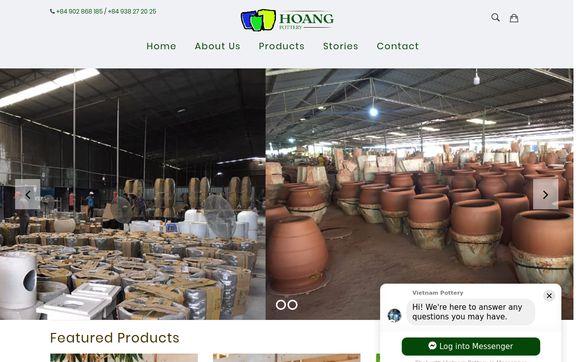 Hoang Pottery