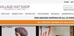 save off 08339 1b0de Village Hat Shop reviews