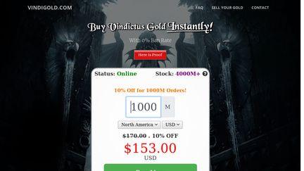 Vindictus Gold ATM