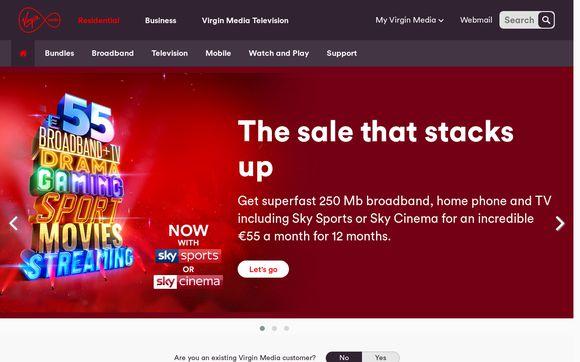 Virgin Media Ireland
