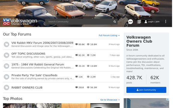 VolkswagenOwnersClub.com