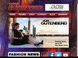 Von Gutenberg Fashion Blog