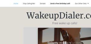 WakeupDialer