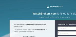 WatchBrokers.com