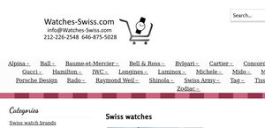 Watches-Swiss