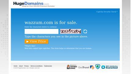 Wazzum.com