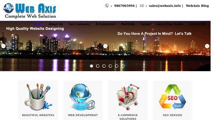 WebAxis.info