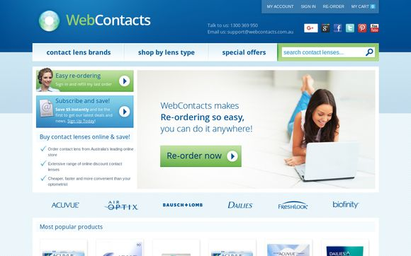 WebContacts