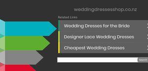 Weddingdressesshop.co.nz
