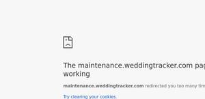 WeddingTracker