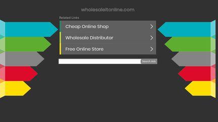 WholesaleItOnline