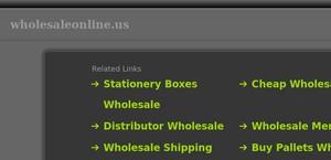 Wholesaleonline.us