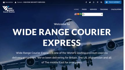 Wide Range Courier Express