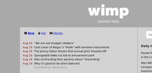 Wimp.com
