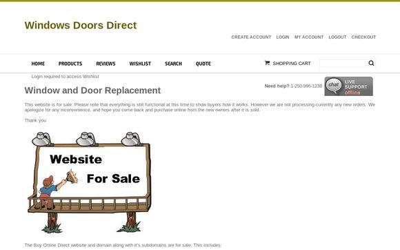 WindowsDoorsDirect.ca