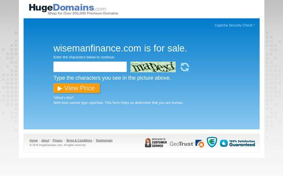 Wisemanfinance