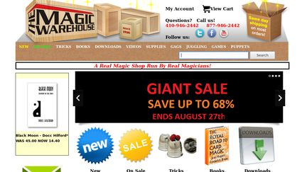 Magic Warehouse