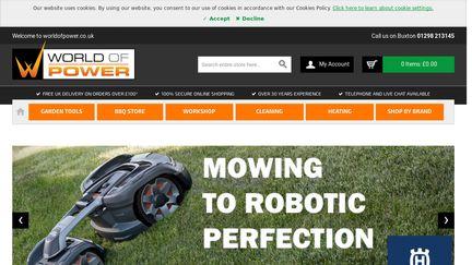 WorldofPower.co.uk