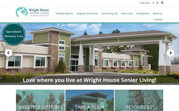 Wright House Senior Living