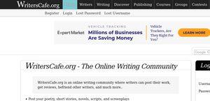 WritersCafe.org