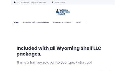 Wyoming Shelf LLC